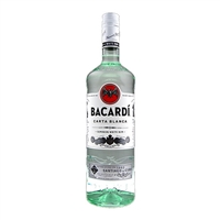 Bacardi Rum 3 liter bottle