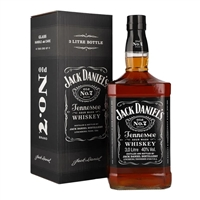 Jack Daniels 3 liter big bottle with cradle and box