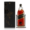 Johnnie Walker Black Label 4.5 liter bottle with cradle