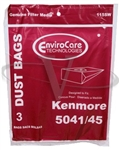 Kenmore Bag Paper Style H 3 Pack Envirocare