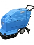"Aztec ProScrub-B 20"" Walk Behind Auto Scrubber Base Model w/Pad Driver (Battery and Charger NOT included), 030-20-B"