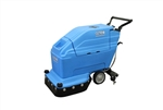 "Aztec ProScrub C 20"" Walk Behind Auto Scrubber w/Pad Driver and 24 volt Charger, 03020C, No Battery Included"