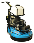 "Aztec 30"" Refresher with 18 HP Kawasaki With Propane Tank, Key Start, Centrifugal Clutch, Pad Holders, Scrub Brushes and Catalytic Muffler #042-1"