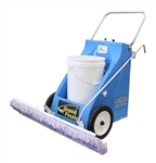 "Aztec 050-36 The Grand Finale Floor Finish Applicator - 36"" Head"