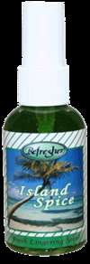 Refresher Island Spice 2oz Spray Top
