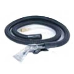 "Sandia 10-0401-I 7ft Vacuum & Solution Hoses & 4"" Clear View HandTool for Spotter - Internal"