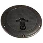 "Sandia 6"" Hatch Cover for Extractor with T-Handle and Gasket #10-0804-COM"