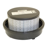ProTeam LineVacer Backpack HEPA filter w/bottom cap #104274PT