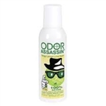 Odor Assassin Tangy Lemon-Lime Scent, 8 oz.