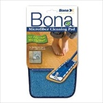 "Bona Microplus Cleaning Replacement Mop Pad (4""x15"" )"