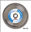 MK Diamond MK-275 Profile Wheel 6 Diameter 3/8 Radius