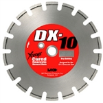 "MK Diamond DX-10, 12"" x .110"" x 1"", Premium Grade for Cured Concrete # 159685"