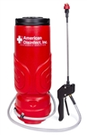 American Disinfect, Inc. DMS-1 Lithium-ion Powered One Gallon, 12 Volt Disinfectant Misting System, 1G-0100LI