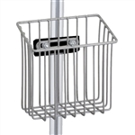 BP Cuff Basket (I.V. Stand  Mounted), # 2200