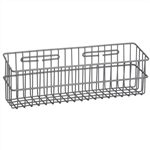 Medical Storage Basket - 19 1/2L x 6W x 41/2D, # 225