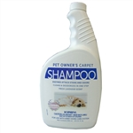 Kirby Shampoo with Pet Stain Remover, Lavender Scent, 32 oz