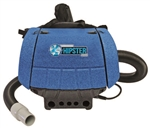 Sandia HEPA 1.5 HP Hipster 6-Quart Hip Vac w/ 5 pc. Standard Tool Kit - 1340 watts, 150 CFM, 1.5 HP, 1 Stage Motor , 30-3001
