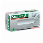 Shamrock 30000 Series Nitrile Examination Gloves, Textured, Blue, Powder-Free, Large (100 per Box)
