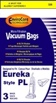 Eureka Replacement Paper Bag Style PL (3 Pk) 326