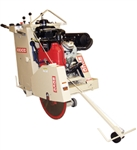 Edco SS-20-13H Concrete/Asphalt Self-Propelled Saws 13 HP Gasoline 32800