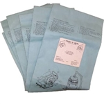 Bissell Wide Area Vacuum Bags, Disposable, 5 Bags Per Pack