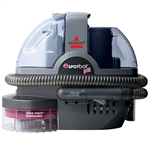 Bissell SpotBot Pet Carpet Cleaner 1200-2 (formally the 33N8) Chemicals Included, 33N8A