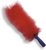 lambswool duster, lambswool duster cleaning, wool duster, corner boy lambswool duster