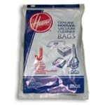 Hoover Vacuum Cleaner Bags- Type J- 4010010J