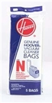 n bags, hoover 4010038n disposable n bags for c2094 portapower