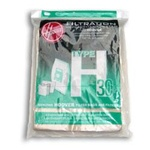 Hoover Vacuum Cleaner Filter Bags- Type H30- 40101001