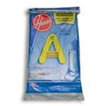 hoover type a bags, filtration bags, type a vacuum bags, allergen filtration bags