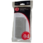Hoover 2 Pack - Final Filter - Fits the C1703900