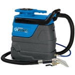 ​Sandia 50-6000 3 Gallon 55 PSI Spot-Xtract Commercial Carpet Extractor with HEAT, 15' Hose and Metal Hand Tool included, 220-240 Volt