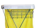 Accessory Basket for 697 X-Frame Wire Hamper , # 605