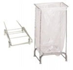 Collapsible StationaryTension Hamper w/o casters - Knoc