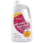 Bissell 74R7 Pet Odor & Stain Removal Solution, 384oz (