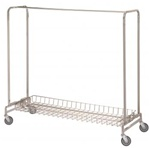 Basket Shelf for 715 & 725  Garment Racks, # 783