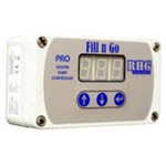 Tucker Digital Flow Controller, #80004 for Window Cleaning Systems