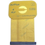 Electrolux Repl. Canister Tank Style-C Paper Bags (12pk) 805FP