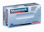 Shamrock 80000 Series Industrial Nitrile Gloves, Fully-Textured, Blue, Powdered, Medium (100 per Box)