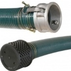 BE Pressure 85.400.089 Hose Kit, Suction 25Ft 2""