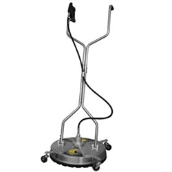 "BE Whirl-A-Way 85.403.009 Professional 20"" Stainless Steel Surface Cleaner"