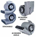 Sandia 3-Speed 1/2 HP Air Mover 90-0000