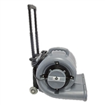 Mercury 90-2000WH Portable 3-Speed Air Mover w/ Wheels, 1/2 HP, 115 Volt Vacuum Motor