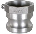 "BE Pressure 90.390.400 Adapter, 4"" Female Npt"