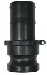 "BE Pressure 90.724.100 Camlock Fitting,Pp1""Type E"