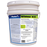 Foster 40-25 Fungicidal Protective Coating A57589, 5 Gallons