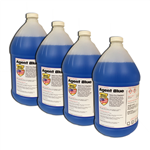 Agent Blue Soft Wash Heavy Duty, Water-Based, Biodegradable Degreasor, 4 Gallons