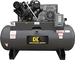 Be Pressure AC10120B 120 Gallon Air Compressor 230V 1 Phase 10 HP, AC10120B