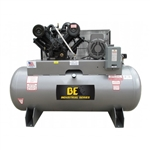 Be Pressure 120 Gallon Air Compressor 460V 3 Phase 10 HP,  AC10120B3